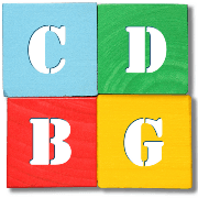 cdbg blocks graphic