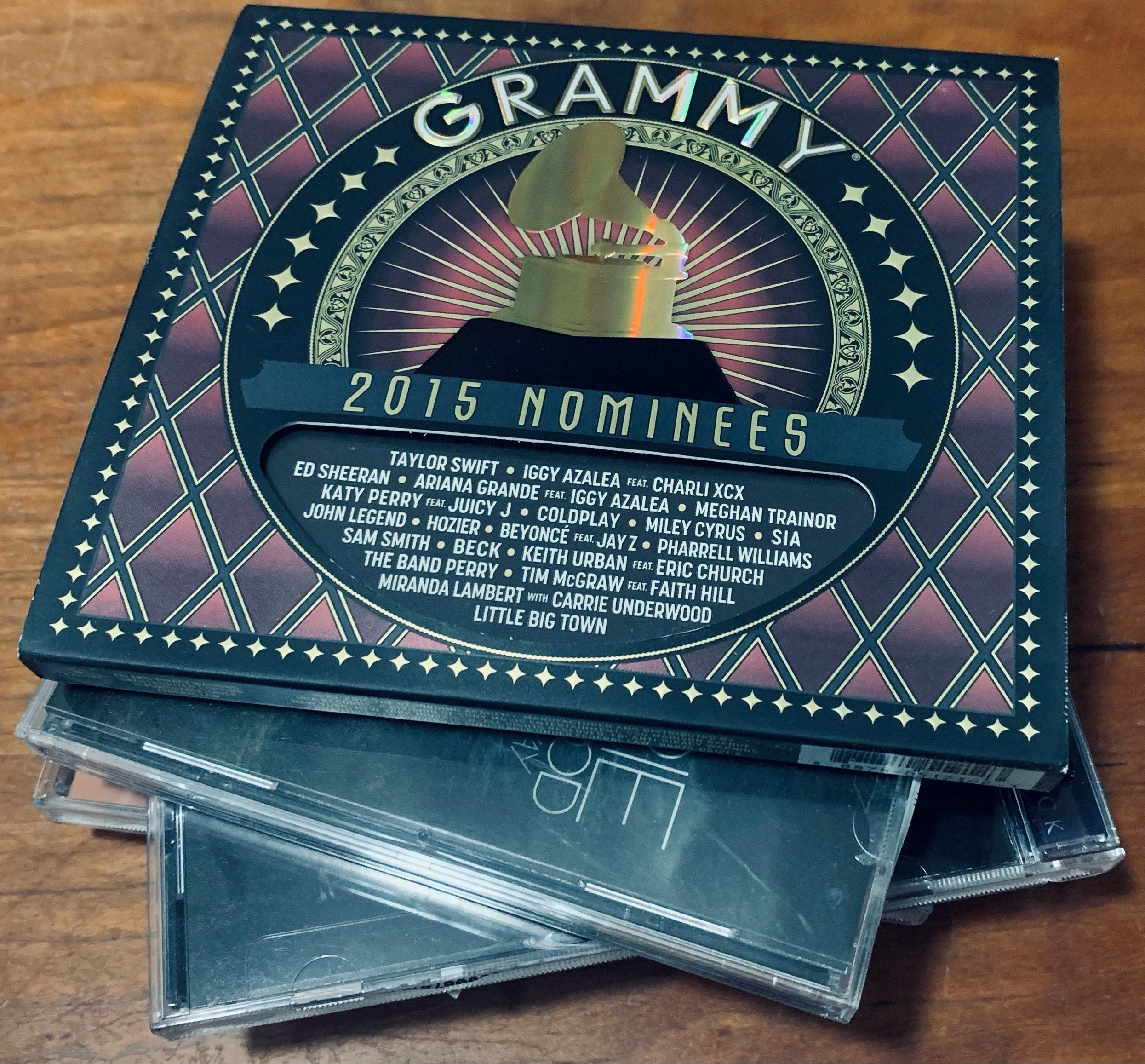 PHOTOVOICE - GRAMMY AWARDS CD COVER