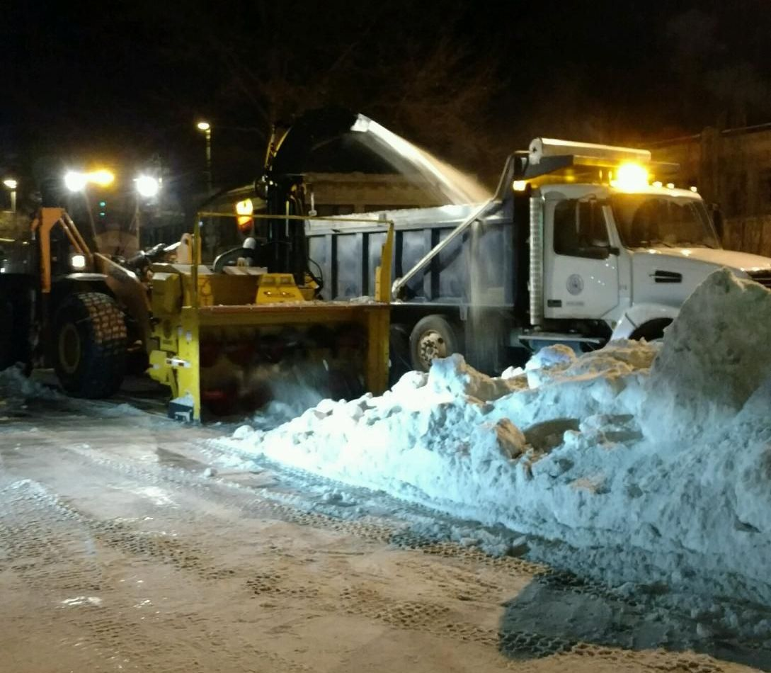 Snow Removal by PW