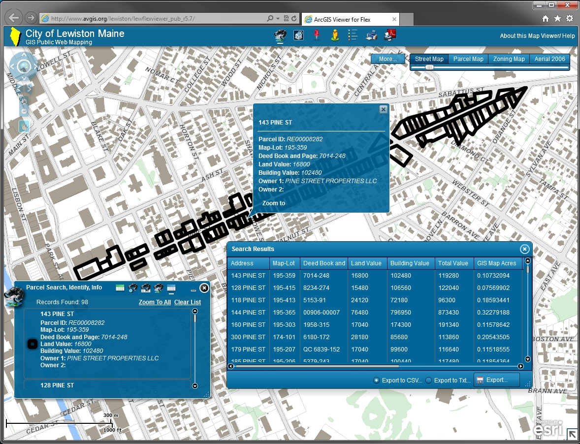 General City Mapping