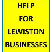 HELP FOR LEWISTON BUSINESSES - CLEAR