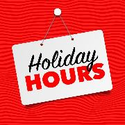 holiday hours 2020