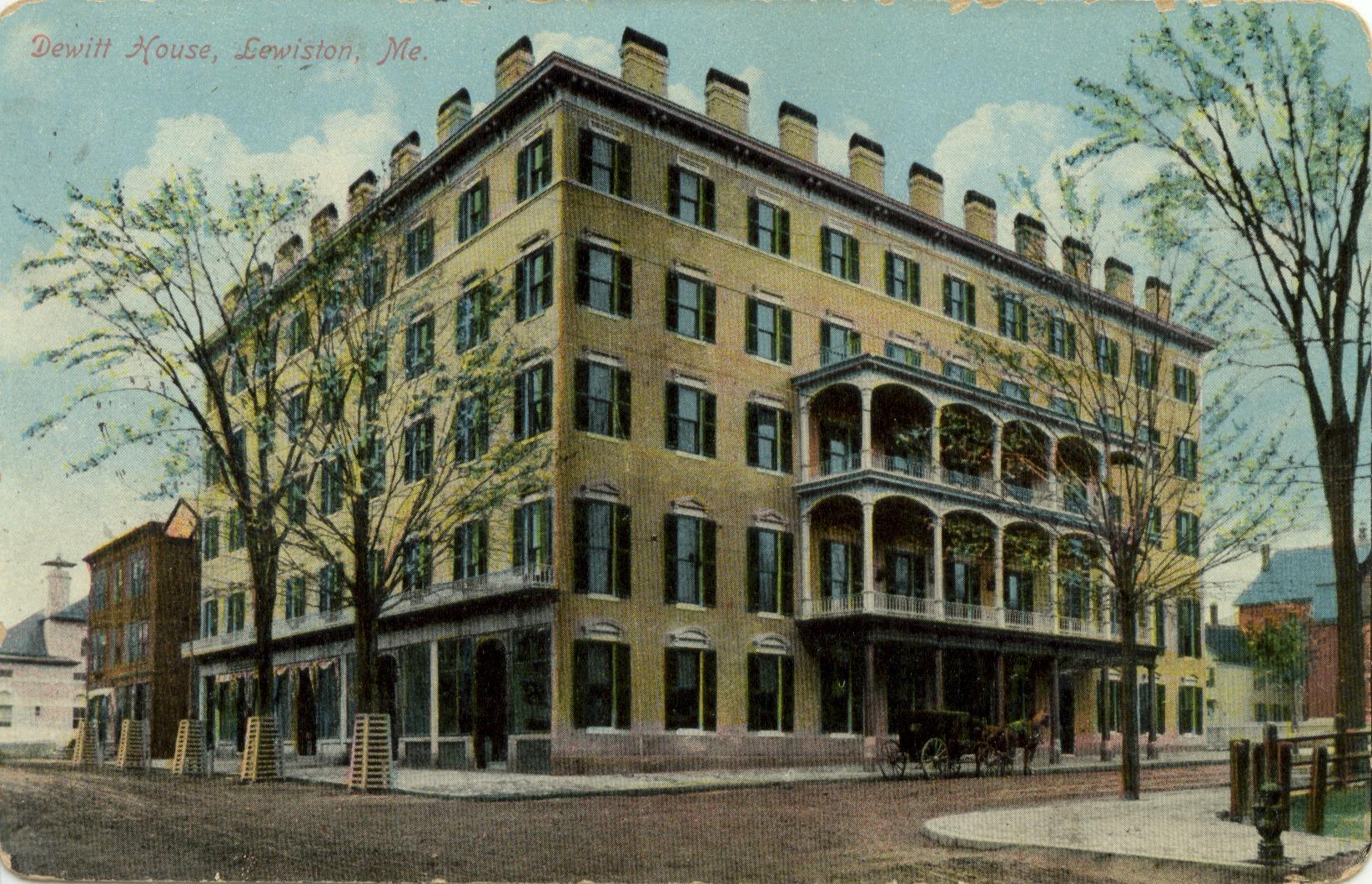 021 Dewitt Hotel